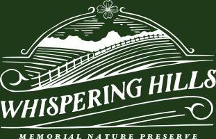 Whispering Hills Memorial Nature Preserve Logo